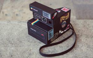 Polaroyd que en realidad es una caja de fotos